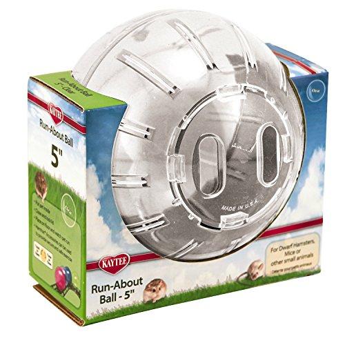 Beeztees 805650 Hamsterball Premium Transp, 12.5 cm