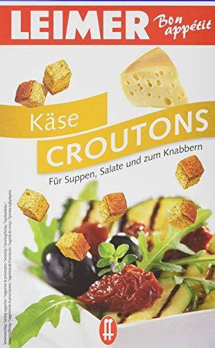 Leimer Croutons Käse, 10er Pack (10 x 100 g)