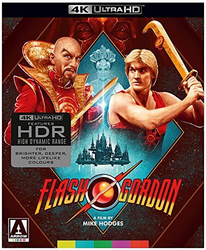 Flash Gordon [4K Ultra HD / UHD] [Blu-ray]