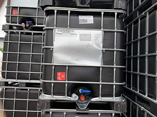Hofer24 1000 L IBC Container gebraucht/schwarz