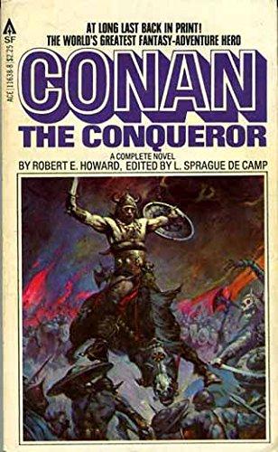 Conan 09/conqueror (Conan Series) 044111590X Book Cover