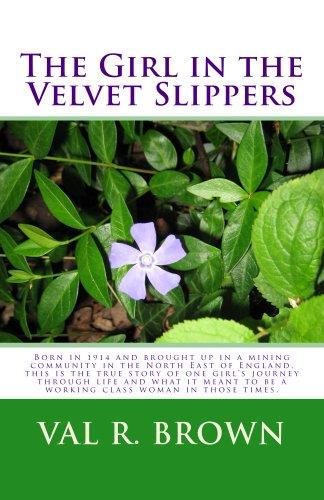The Girl in the Velvet Slippers (English Edition)