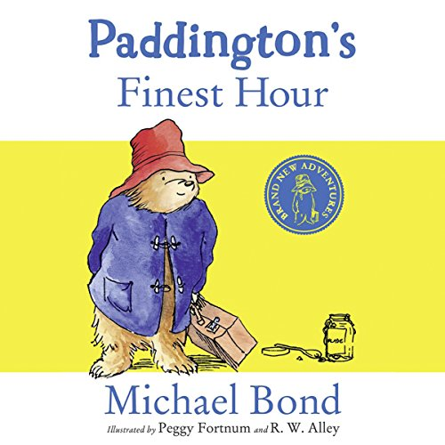 Paddington's Finest Hour cover art