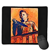 Mouse Pad Desk Pad Hallo-Ween Rectangle Non-Slip Mousepad Mat Coaster