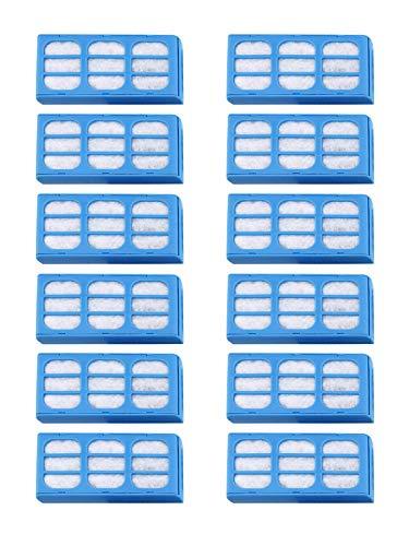 Bonbelong Filter für Cat Mate, Filter Katzenbrunnen Kompatibel Mit Cat Mate Ersatzfilter, Trinkbrunnen Filter, Ersatzfilter für Trinkbrunnen Filter für Hund/Katze Katzenbrunnen Wasserquelle