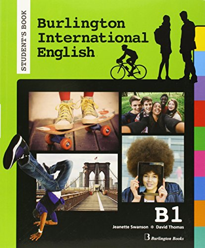 International English B1: Student´s book