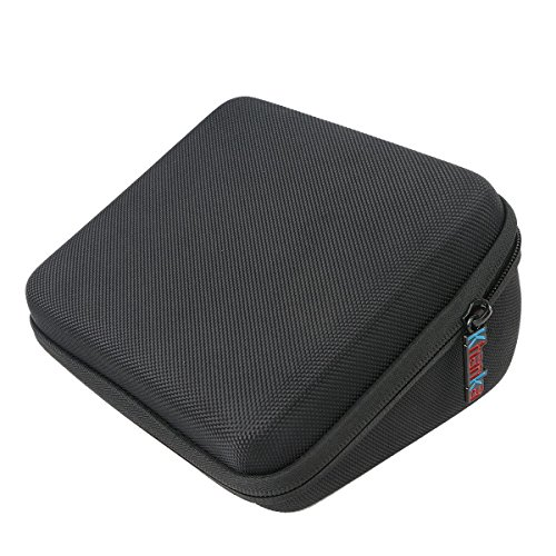 Khanka Hart Tasche Schutzhülle Für Omron M400 IT M400IT Oberarm-Blutdruckmessgerät Etui Case.(Nur tasche)