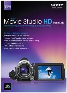 Sony Vegas Movie Studio HD Platinum Production Suite 11 (B0051M6IPI) | Amazon price tracker / tracking, Amazon price history charts, Amazon price watches, Amazon price drop alerts