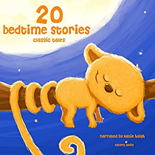 20 Bedtime Stories For Kids cover art