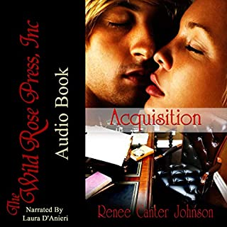 Acquisition audiobook cover art