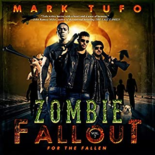 Zombie Fallout 7: For The Fallen audiobook cover art