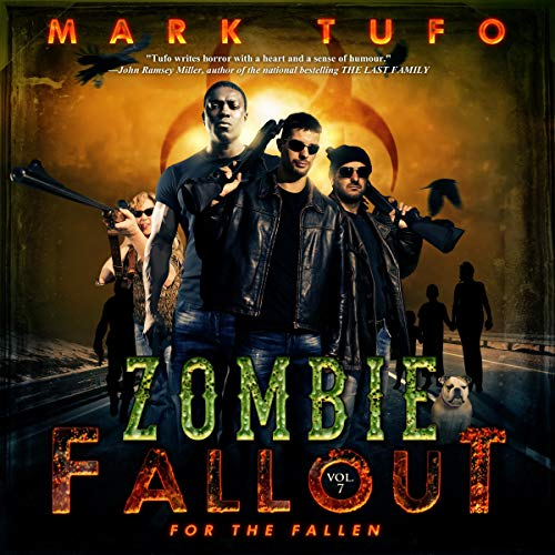 Page de couverture de Zombie Fallout 7: For The Fallen