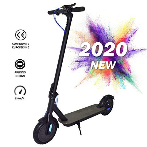 Nrkin E-Scooter, Elektro Scooter, Elektroroller Faltbar Aluminium E-Scooter, 8,5 Zoll Elektro Cityroller, e Scooter Für Erwachsene Und Jugendliche