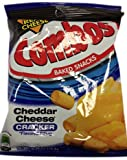 Combos Cheddar Cheese Cracker 178.6g (Pack of 3) …