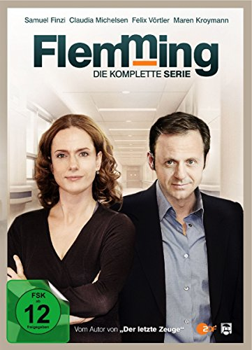 Flemming - Die komplette Serie [9 DVDs]