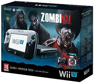 Console Nintendo Wii U 32 Go noire - 'ZombiU' premium pack (B009ACFPJU)   Amazon price tracker / tracking, Amazon price history charts, Amazon price watches, Amazon price drop alerts