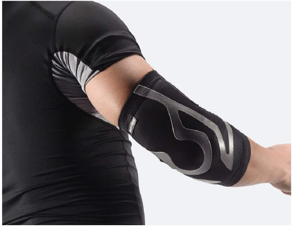 Aider Power-Band Elbow Support Ultra- Siicone Compression Taping 25% OFF shipfree