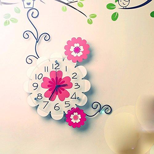 QMPZG-Schlafzimmer ruhig Blume Kunst Wandtafeln