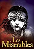 CLASSIC POSTERS Les Miserables West End Reproduktion