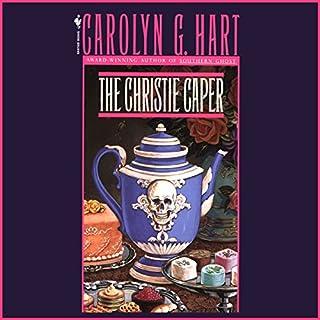 The Christie Caper audiobook cover art