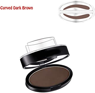 Guillala Waterproof Eye Brow Stamp Powder Make Up Set