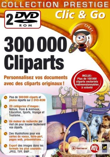 300 000 Cliparts