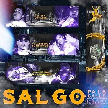 Salgo Pa La Calle Remix