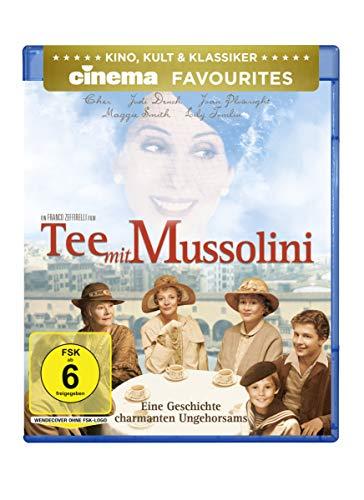 Tee mit Mussolini [Blu-ray]
