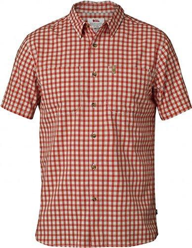 Fjällräven Herren Hemd High Coast Shirt SS 82423 Flame Orange L by Fjällräven