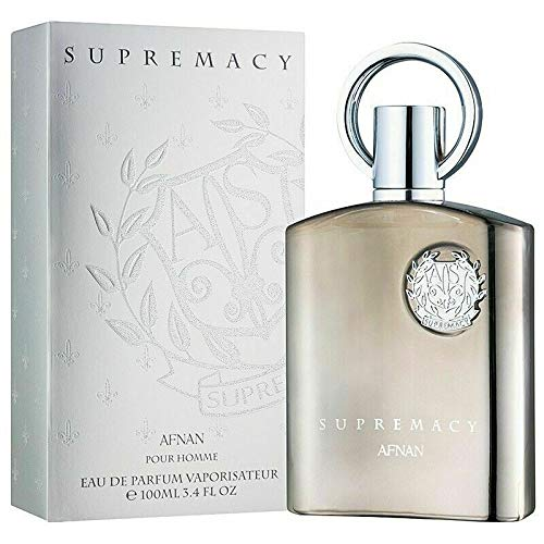 Supremacy Silver Edp100ml por Afnaan (inspirado en Creed Aventus)