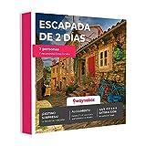 Waynabox Caja Regalo - ¡Escapada de Dos días por Carretera! - con hoteles y Casas...