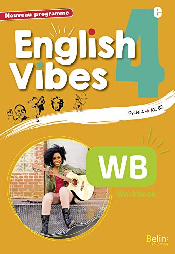English Vibes 4e workbook