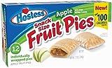 Hostess Fruit Pies 2 Pack Bonus Individual Hostess Coffee Cake (Apple)