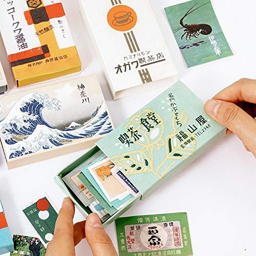 60pcs Kawaii Paper Stationery Sticker Set Japanese Style Cute Scrapbooking Decorative Diary Journal Diy Label Gift Packing Decor