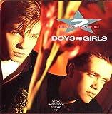 BOY AND GIRL 歌詞