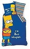 Bettwäsche Bart Simpson