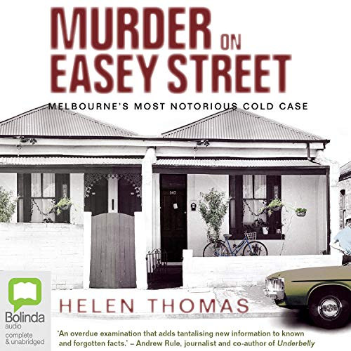 Couverture de Murder on Easey Street