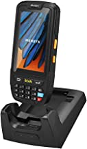 MUNBYN Handheld Barcode Scanner 2D PDF417 Honeywell Scanner with Charging Cradle, Android 7.0 OS with 4000mAh Battery, Sup...