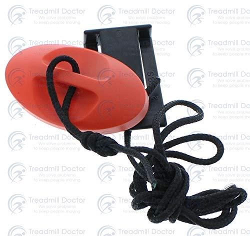 NordicTrack Commercial 1750 Treadmill Safety Key Model Number NTL140101 Part Number 303713