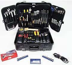 Jensen Tools JTK-88S Inch/MM Electro-Mechanical Kit in Black Super Tough Case
