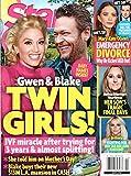 Star Magazine June 1 2020 Gwen Stefani Blake Shelton Mary-Kate Olsen Melissa Etheridge Britney Spears