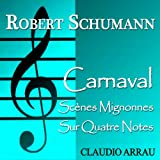 Carnaval, Op. 9: Mp. 18, Aveu in F Minor, Passionato