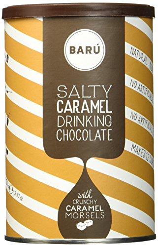 Barú Salty Caramel Hot Chocolate Powder, 1er Pack (1 x 250 g)