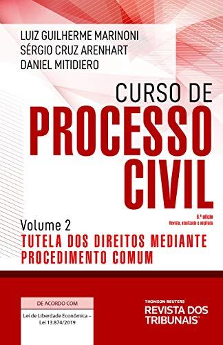 Curso de processo civil : tutela dos direitos mediante procedimento comum, volume 2