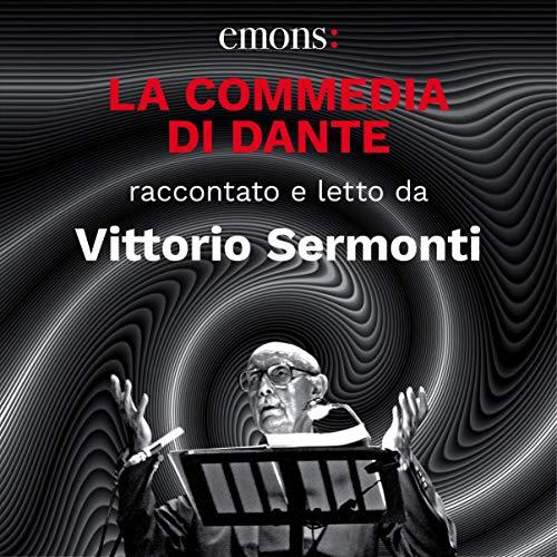 La Commedia di Dante copertina