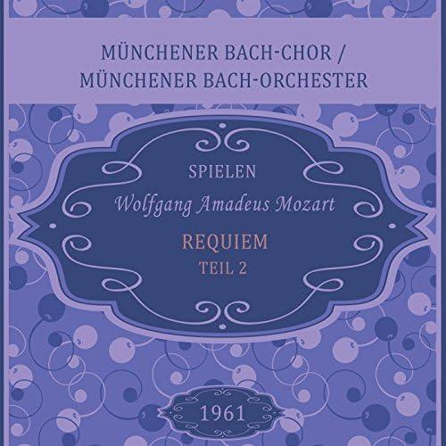 Münchener Bach-Orchester, Münchener Bach-Chor, Maria Stader, Hertha Toepper, John van Kesteren & Karl Christian Kohn