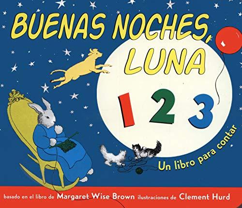 Buenas noches, luna 123: Un libro para contar