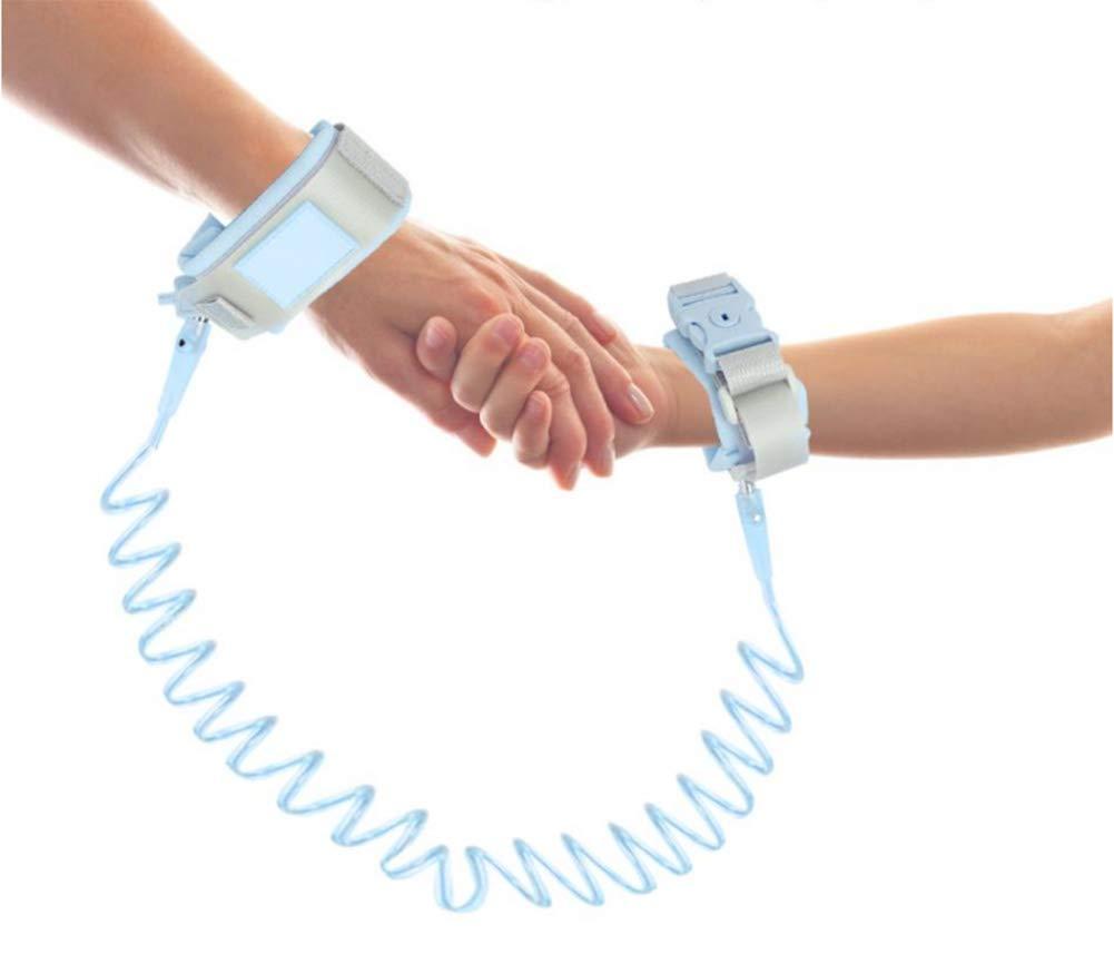 AKOAK 1 Pack Children's Anti-Loss Belt Traction Rope Safety Protection Children's Anti-Loss Wristband
