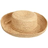 San Diego Hat Little Girls' Raffia Hat