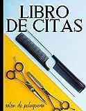 Libro de citas: Libreta de citas para peluqueros y peluqueras - anote fácilmente sus citas diarias para su salón de belleza - 1 caja cada 15 minutos de 7 a 20 horas.